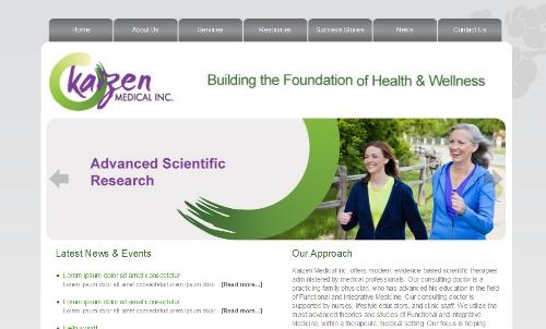 Kaizen Medical Inc company